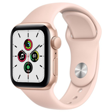 Apple Watch SE 40mm Pink 2020 (Model A2351)სმარტ საათი