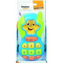 WDK სათამაშო ტელეფონი