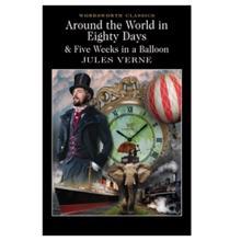 Around the World in,  Verne. J.
