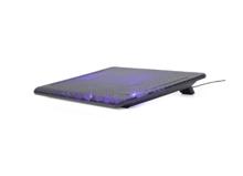 Gmb ნოუთბუქის ქულერი Notebook cooling stand NBS-2F15-01