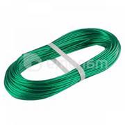 Tech-Krep გვარლი ლითონპოლიმერული Tech-Krep 3 მმ 10 მ მწვანე (136589)