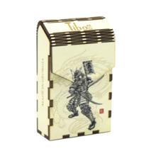 ხის ყუთი Japan Samurai