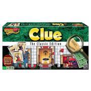 Clue Classic Edition სამაგიდო თამაში
