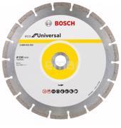 BOSCH ალმასის დისკი Bosch ECO Universal 230х22.23 მმ