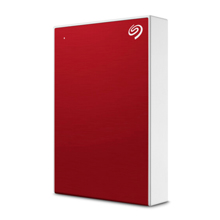 Seagate HDD One Touch External 1TB Red გარე მყარი დისკი