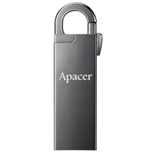 APACER AH15A 64GB Ashy USB ფლეშ მეხსიერება