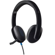 Logitech H540 Black ყურსასმენი