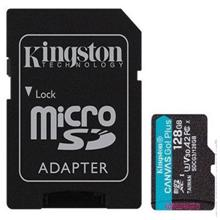 KINGSTON 128GB microSDXC მეხსიერების ბარათი
