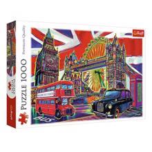 "TREFL ""1000"" - Colours of London ფაზლი"