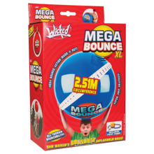 Wicked Springball Mega Bounce ბურთი