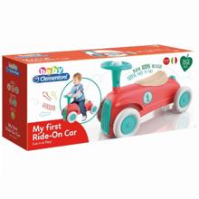 """CLEMENTONI საბავშვო მანქანა """"პირველი საჭე"""""""