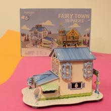 MUMUSO 3D ფაზლი (fairy town)