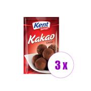 3 შეკვრა კაკაო Kent 25  გრ