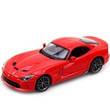Maisto Dodge Viper ლითონის მინი სათამაშო მანქანა