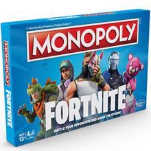 HASBRO Monopoly Fortnite სამაგიდო თამაში