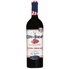 COTE DE BOEUF ღვინო წითელი სირა მარსელან 14% 750მლ