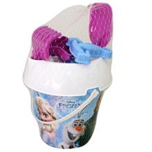 adriatic 753 Frozen II Bucket Set ქვიშის ნაკრები