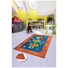 Cozy Home საბავშვო ხალიჩა კლასობანა წითელი 100x160