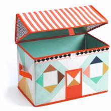 Djeco სათამაშოების ყუთი