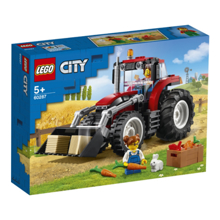 Lego City - Tractor კონსტრუქტორი