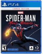 Sony PS4 Marvel's SpiderMan: Miles Morales