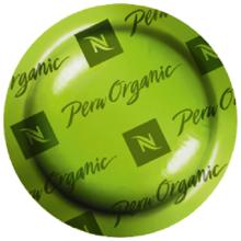 NESPRESSO ყავის კაფსულა Origin Peru Organic (50 Capsules)