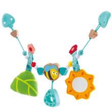 Hape სათამაშოების რკალი Bumblebee pram chain