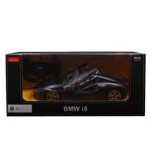 Rastar მანქანა დისტანციური მართვით USB დამტენით BMW I8 1:14