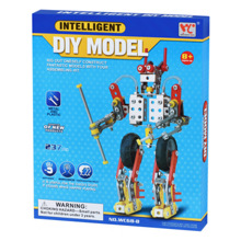 Same Toy DIY Metel Model მეტალის კონსტრუქტორი