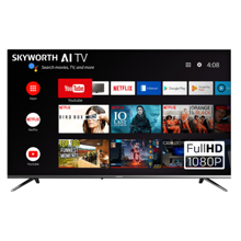 "SKYWORTH 43E20 Smart ტელევიზორი 43"""