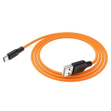 Hoco მობილურის კაბელი Hoco X21 Plus USB to Type-C