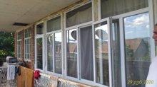 მეტალოპლასტმასის კარებები და ფანჯრების დამზადება