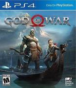 Sony PS4 GOD OF WAR