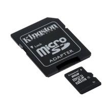 KINGSTON microSD Class4 8GB მეხსიერების ბარათი