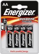 Energizer ელემენტი Energizer AA Alkaline Power 4 ც
