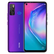 Tecno Camon 15 4/64GB Fascinating Purple მობილური ტელეფონი