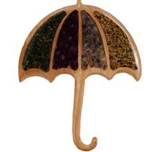 თმის სამაგრი ქოლგა