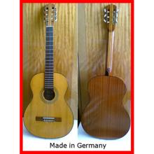 კლასიკური გერმანული გიტარა მუზიმა guitar Musima гитара Мусима