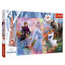 "TREFL ""24 Maxi"" - In search of adventures / Disney Frozen 2 ფაზლი"