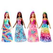 MATTEL Barbie პრინცესები