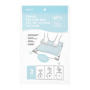 ჩანთა/Travel Hand-Rolling Vacuum Bag 3 Pcs
