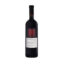 ივერია წითელი ნახევრად ტკბილი ღვინო ქინძმარაული 750 მლ