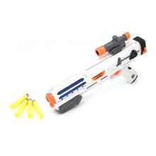 Globo კოსმოსური იარაღი Space Gun W/L/S/Soft Bullets