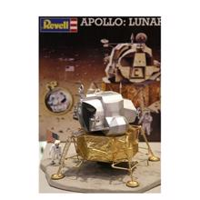 Revell Lunar Module EAGLE ასაწყობი კონსტრუქტორი