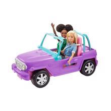 MATTEL Barbie ყველგანმავალი ავტომობილი მოძრავი ბორბლებით