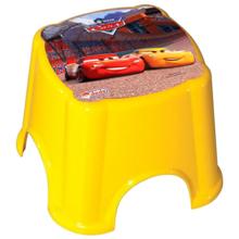 SUPERI საბავშვო სკამი მანქანების გამოსახულებით