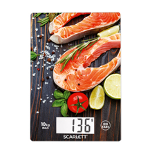 Scarlett SC-KS57P37 სამზარეულოს სასწორი