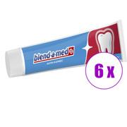 კბილის პასტა ფრეშ მენთოლი 6 ც
