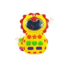 Babymix მუსიკალური ტელეფონი  ლომი