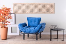 Cozy Home ერთადგილიანი სავარძელი Nitta Single PRE-ORDER